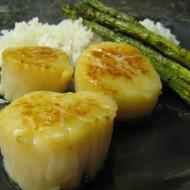 Recipe: Sea Scallops in Lemon-Butter Sauce
