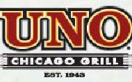 Uno Chicago Grill announces GF pizzas