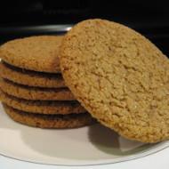 Friday Foto: Molasses Cookies