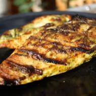 Friday Foto: Grilled Pesto Chicken