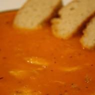 Friday Foto: Chicken-Tomato Soup