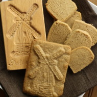 Gluten-Free Ratio Rally: Belgian Speculaas Cookies