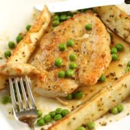 Recipe: Chicken Vesuvio