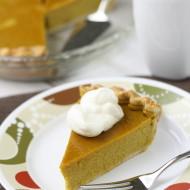 Recipe: New England Pumpkin Pie