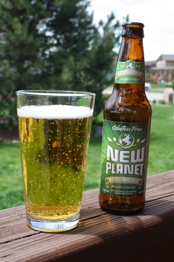 Review: New Planet Beer's Belgian and Amber Ales