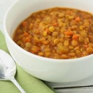 Lentil-Tomato Stew