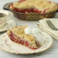Berry-Rhubarb Pie