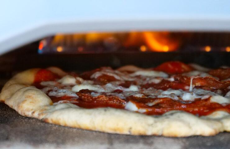 High-temp Neapolitan Pizza